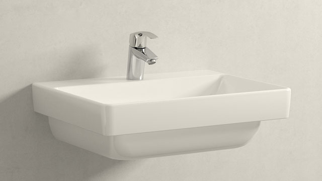 GROHE Eurosmart NEW S-TAILLE + Laufen Pro S