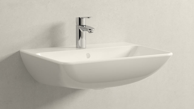 GROHE Eurostyle Cosmopolitan S-SIZE + Duravit ME by Starck