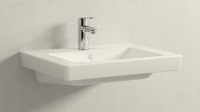 GROHE Eurostyle Cosmopolitan S-SIZE + Villeroy&Boch Subway 2.0