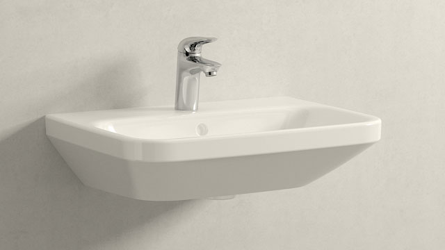 GROHE Eurostyle S-SIZE + Duravit Durastyle