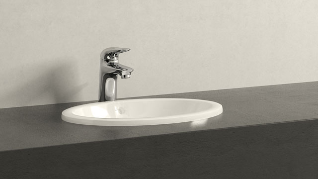 GROHE Eurostyle STAGLIA - + Villeroy&Boch Loop & Friends