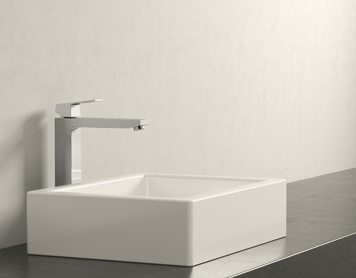 Eurocube - Bathroom Taps - For Your Bathroom | Grohe