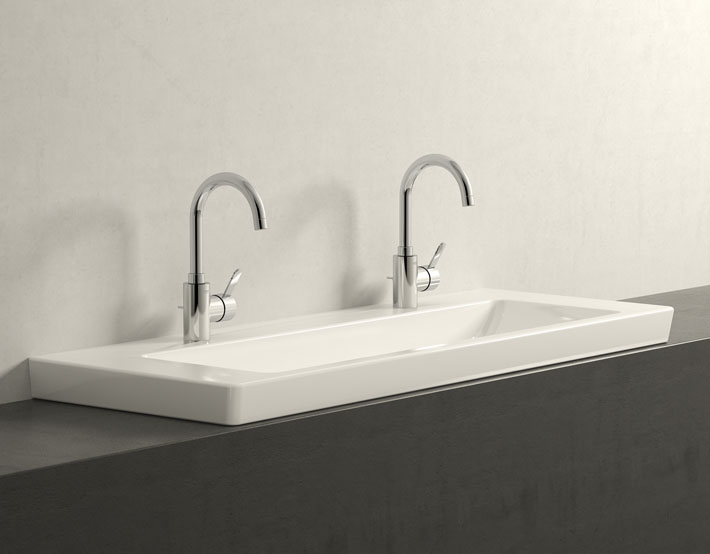 Hervorragend Eurosmart Cosmopolitan - Bathroom Taps - For your Bathroom | GROHE  RP82
